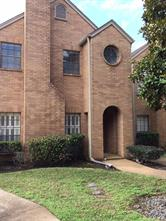 Houston Home at 3300 Bellefontaine Street 36 Houston , TX , 77025-1418 For Sale