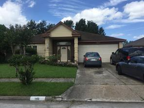 1451 Macclesby, Channelview TX 77530