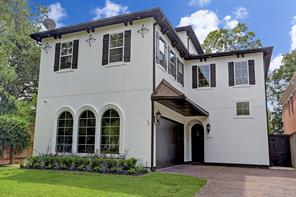 Houston Home at 6536 Wakeforest Avenue West University Place , TX , 77005-3954 For Sale