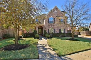 Houston Home at 28015 Bracken Hurst Drive Katy , TX , 77494-5313 For Sale