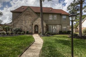 Houston Home at 16415 Southampton Drive Spring , TX , 77379-7311 For Sale