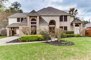 Houston Home at 17806 Forest Park Lane Spring , TX , 77379-8729 For Sale
