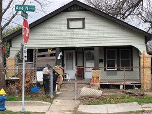 Houston Home at 6801 Avenue Houston , TX , 77011-1410 For Sale