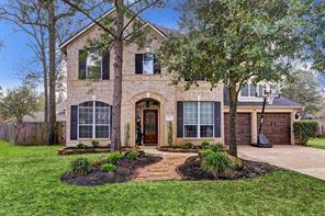 7 taupewood place, the woodlands, TX 77384