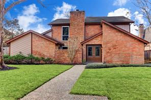 Houston Home at 806 Daria Drive Houston , TX , 77079-5020 For Sale