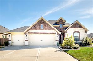 Houston Home at 19635 Bowie Plantation Lane Richmond , TX , 77407-5502 For Sale