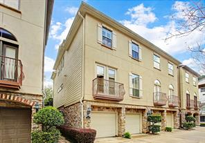 Houston Home at 540 Bomar Street Houston , TX , 77006-1407 For Sale