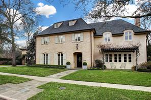 3780 Robinhood, West University Place, TX 77005