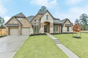 Houston Home at 15702 Gibson Grass Court Spring , TX , 77379 For Sale
