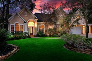 23 pebble cove drive, the woodlands, TX 77381