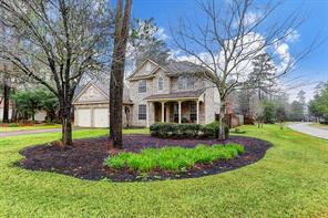 Houston Home at 11 Valleybrook Place Spring , TX , 77382-5708 For Sale