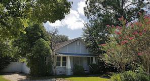 Houston Home at 1030 Allston Street Houston , TX , 77008-6822 For Sale