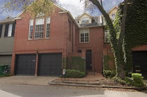 Houston Home at 4906 Yoakum Boulevard Houston , TX , 77006-6424 For Sale