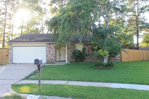 Houston Home at 7407 Sandpiper Circle Humble , TX , 77396-1875 For Sale