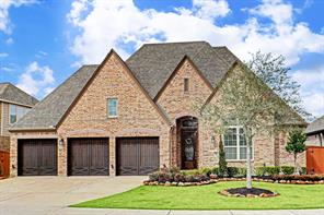 Houston Home at 17106 Kildonan Court Richmond , TX , 77407-1730 For Sale