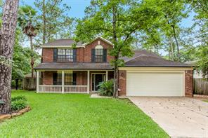 Houston Home at 105 Eagle Rock The Woodlands , TX , 77381-4347 For Sale