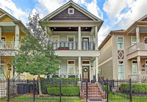 Houston Home at 1221 Waverly Street Houston , TX , 77008-6763 For Sale