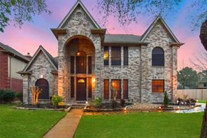 Houston Home at 17114 Shadow Valley Drive Spring , TX , 77379-6340 For Sale