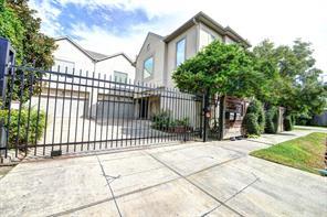Houston Home at 1608 Thompson Street Houston , TX , 77007-3590 For Sale