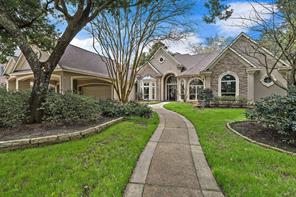 Houston Home at 2 Forest Green Trail Kingwood , TX , 77339-5317 For Sale