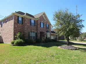 Houston Home at 25206 Carrick Bend Drive Spring , TX , 77389-5283 For Sale