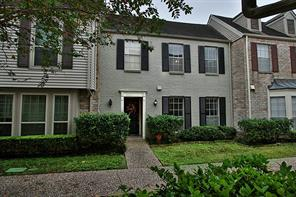 Houston Home at 13148 Trail Hollow Drive 3148 Houston , TX , 77079-3745 For Sale