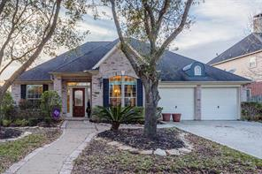 Houston Home at 4423 Toledo Bend Drive Richmond , TX , 77406-7952 For Sale