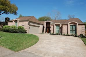Houston Home at 2007 Willowlake Drive Houston , TX , 77077-6025 For Sale