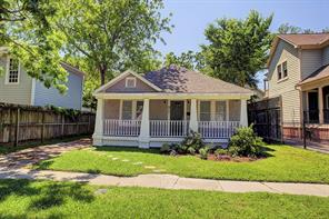 Houston Home at 911 Oxford Houston , TX , 77008 For Sale