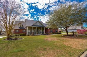 Welcome Home to this beautiful home on over 1/2 acre in Point Aquarius.