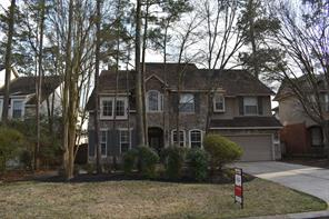 Houston Home at 19 Fortuneberry Place Spring , TX , 77382-5355 For Sale