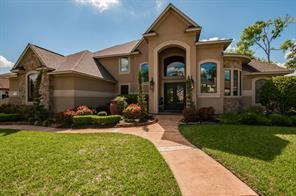 Houston Home at 6106 S Royal Point Drive Kingwood , TX , 77345-3323 For Sale