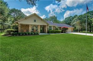 Houston Home at 5523 Ranch Lake Drive Magnolia , TX , 77354-5030 For Sale