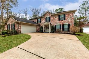 Houston Home at 158 Rushwing Place The Woodlands , TX , 77381-4319 For Sale