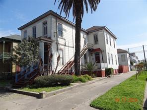Houston Home at 1327 Ball Street Galveston , TX , 77550-5060 For Sale