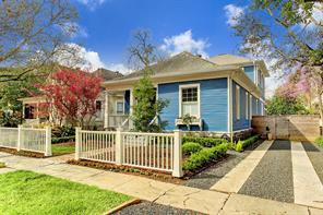 Houston Home at 1219 Arlington Street Houston , TX , 77008-7051 For Sale