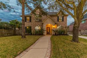 Houston Home at 1110 Bekonscot Drive Spring , TX , 77379-5603 For Sale