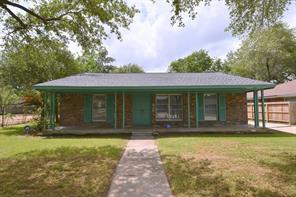 Houston Home at 8810 Linkmeadow Houston , TX , 77025 For Sale
