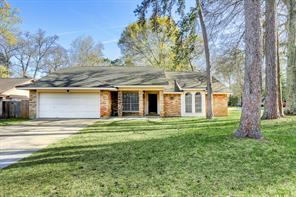 Houston Home at 2002 Middle Creek Drive Kingwood , TX , 77339-1707 For Sale