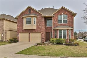 Houston Home at 3435 Tulip Trace Drive Spring , TX , 77386-4033 For Sale