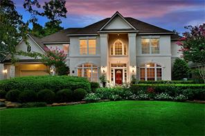 Houston Home at 55 Taylor Point Drive The Woodlands , TX , 77382-1243 For Sale