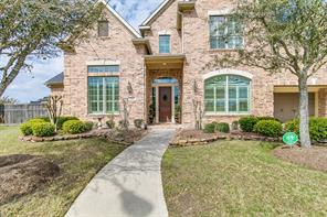 Houston Home at 27506 Banks Brook Lane Fulshear , TX , 77441-1119 For Sale