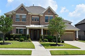 Houston Home at 4015 Wheat Harvest Lane Katy , TX , 77494-6740 For Sale