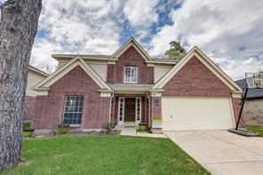 Houston Home at 8910 Village Hills Drive Spring , TX , 77379-6371 For Sale
