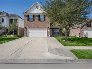 Houston Home at 17827 June Forest Drive Humble , TX , 77346-2284 For Sale