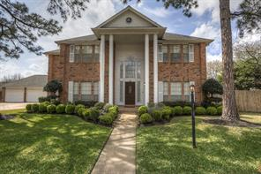 Houston Home at 16903 Shadow Valley Drive Spring , TX , 77379-6344 For Sale