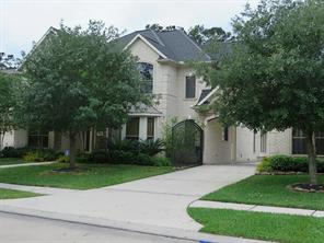 Houston Home at 14227 Kingston Falls Lane Humble , TX , 77396-1931 For Sale
