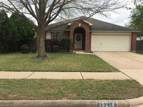 Houston Home at 19214 Rolling Sage Drive Katy , TX , 77449-6905 For Sale