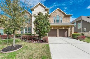Houston Home at 16914 Huttons Court Lane Richmond , TX , 77407-2607 For Sale