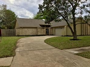 Houston Home at 15611 Tumbling Rapids Drive Houston , TX , 77084-3646 For Sale